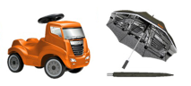New DAF Euro 6 merchandising!